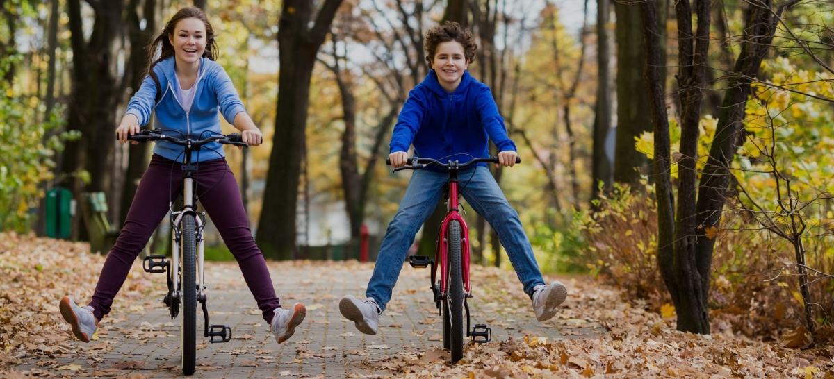 Tényleg nem felejtünk el soha biciklizni?